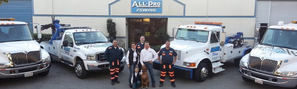 All Pro Towing - Towing Gilroy, Morgan Hill, Hollister CA